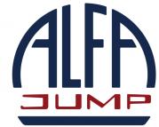 Logo alfa jump